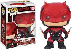 Daredevil Funko POP! Vinyl Figures Coming In 2016 - Look Out! -  #daredevil #funko #netflix