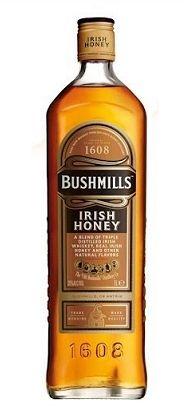 BUSMILLS IRISH HONEY likeur 35% 100cl www.wijn-sterkedranken.be