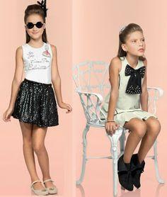 moda de nenas on Pinterest | Moda, Verano and Kids Fashion