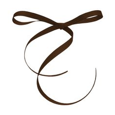 jss_memories_loopy ribbon 1 brown.png ❤ liked on Polyvore featuring bows, ribbons, fillers, backgrounds and decor