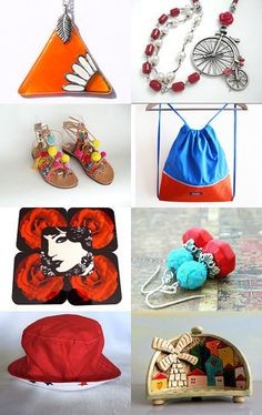 Summer colors by planitisgi.gr on Etsy--Pinned with TreasuryPin.com