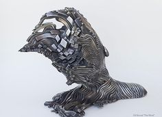 Flow Stainless 3D Functional and Sculptural Art | The Design Inspiration