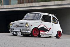 SEAT 600 Rat Look por FullGas, para que opinéis abiertamente | El ...