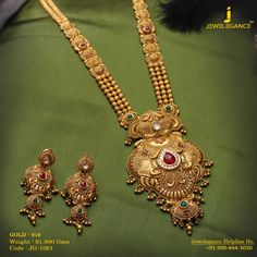 Gold 916 Premium Design Get in touch with us on Gold Jewelry Simple, Gold Wedding Jewelry, Gold Rings Jewelry, Bridal Jewelry, Gold Necklaces, Diamond Necklaces, Gold Bangles Design, Gold Jewellery Design, Fashion Jewellery
