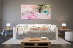 Items similar to Large Modern Wall Art Painting,Large Abstract Painting on Canvas,texture painting,gold canvas painting,gallery wall art on Etsy Oversized Wall Decor, Oversized Canvas Art, Large Abstract Wall Art, Large Canvas Art, Gold Canvas, Large Art, Texture Painting, Large Painting, Texture Art