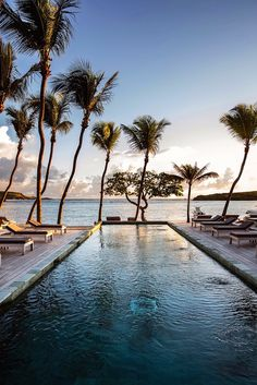 Pool… Le Sereno in St. Barth