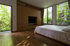 Gallery of Green Renovation / Vo Trong Nghia Architects - 7