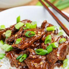 Slow Cooker Honey Teriyaki Chicken | Proper Tasty | Pinterest
