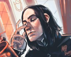 Harry Potter More, Harry Potter Comics, Harry Potter Severus Snape, Severus Rogue, Always Harry Potter, Harry Potter Fan Art, Harry Potter Characters, Slytherin, Hogwarts
