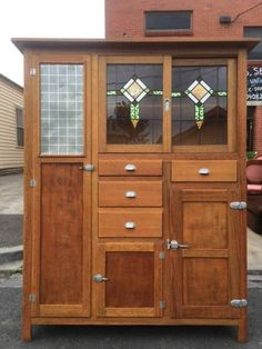 Retro Kitchen Cabinet - For Sale - Australia | Aubuysell.com