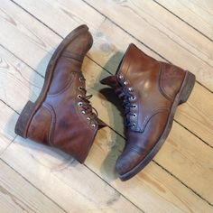 RWIR 8111 Red Wing Iron Ranger, Combat Boots, Shoes, Fashion, Moda, Zapatos, Shoes Outlet, Fashion Styles, Shoe