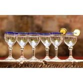 Found it at Wayfair - 'Acapulco' Wine goblets (Set of 6)