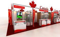 Canada Pavilion by AVZ KENLAZ at Coroflot.com
