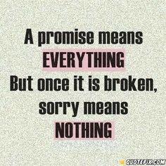 Promise Quotes 82 Best Promise & QUOTES  Promise Quotes