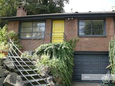 """The """"Crazy What a Coat of Paint Will Do"""" Exterior Makeover — Makeover: Exterior Painting Project"""