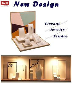professional for elegant jewelry display.