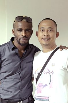 With GREG Nwokolo