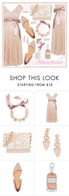 """Blush"" by paperdolldesigner ❤ liked on Polyvore featuring INC International Concepts, Nancy Gonzalez, BaubleBar, Charlotte Russe and Mullein & Sparrow"