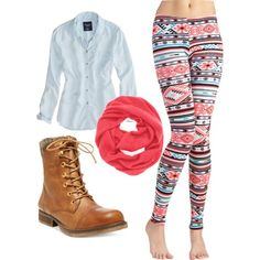 I love this look! Perfect for going to the mall or school or on a date
