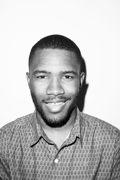 Frank Ocean, singer-songwriter. Ocean's early career was as a ghostwriter for artists such as Brandy, Justin Bieber, and John Legend. He became one of the first major African-American music artists to announce that he had fallen in love with someone of the same sex, notable because the industry is known for expressions of homophobia.