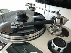 TechDAS AirForce One with Audiocraft AC4400 & SAT tonearms