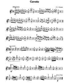 Tschaikovsky violin concerto in d music pinterest violin music gavotte violin sheet bk 1 song fandeluxe Images
