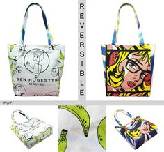 Reversible, Machine Washable, MADE IN THE USA, Linen Cotton and up for anything bag... I had a blast designing these totes! The farmers' market, gym, studio, beach, boat, yoga, pilates, shopping... Wherever you might go with yours, I'm hoping you have just as much fun bringing them along on your adventures. The Malibu Tote, Designed in Malibu, CA. Made in USA