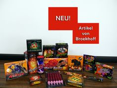 Neu im Sortiment die Produkte von #Broekhoff.