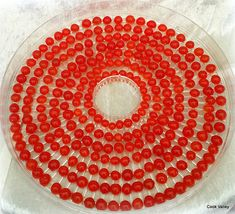 cookvalley - tanker om mad: Mens vi drømmer om sommer, sol og tomater: Tomatpulver