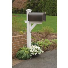 because who doesn't love shopping for a mailbox...