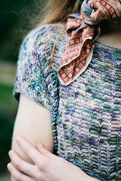 Ravelry: Carolyn Top pattern by Joanne Scrace