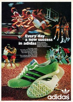 Items similar to 1972 Adidas Athletic Shoes Ad Sneakers Vintage Advertisement Sports Photo Retro Fashion Print Wall Art on Etsy Shoes Ads, Men S Shoes, Running Shoes For Men, Design Nike, Diy Design, Adidas Shoes Outlet, Adidas Sneakers, Shoes Sneakers, Oufits Casual