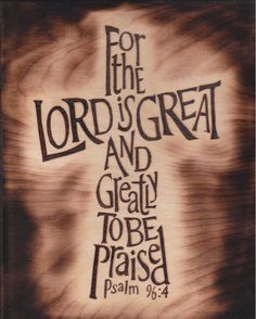 Inspirational woodburn / pyrography Ps 964 Lord is by shawilson1, $20.00
