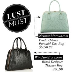 Lust/Must by windsorstore on Polyvore