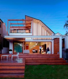 Waverley House / Anderson Architecture