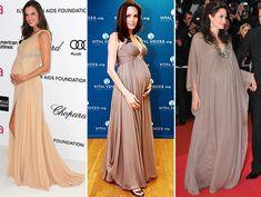vestidos-madrinha-casamento-gravidas-nude-alessandra-ambrosio-angelina-jolie