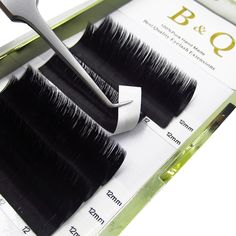 Useful Guide To Eyelash Extensions: Russian Lashes? – My hair and beauty Love Hair, My Hair, Eyelash Extension Supplies, Russian Lashes, Eyelash Sets, Fake Lashes, Private Label, Synthetic Hair, Eyelash Extensions