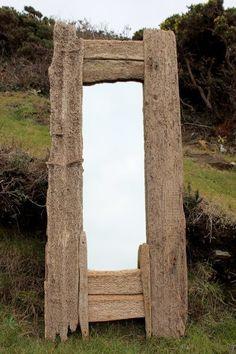 Full Height Driftwood Mirror,Floorstanding Mirror,Full Length Drift wood Mirror £475.00