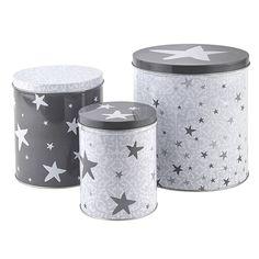 Star Factory, Stardust kagedåsesæt, 3 stk.