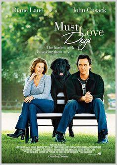 MUST LOVE DOGS - - - wonderful movie!