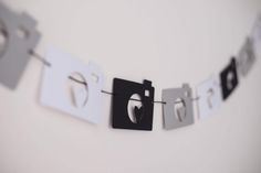 A Year In A Flash Paper Garland - Camera Garland, Photographer Garland, One Year Old, First Birthday, Party Decor by CutPartySupplies on Etsy 1st Birthday Party Themes, Birthday Ideas, One Year Old, Best Part Of Me, First Birthdays, Party Supplies, Colours, Paper Garlands, Graduation
