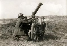 WW1 ANTI AIRCRAFT