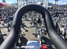Falta poco para comenzar la #MaratonDeSpinning @powerclubpanama en @panamapacifico !!! 3 horas con #Spininng #PowerBike #TrainingBike #YoPedaleoEnPowerClub