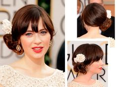 Best beauty looks at the Golden Globes 2014