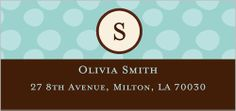 Address Labels & Personalized Return Address Labels   Shutterfly