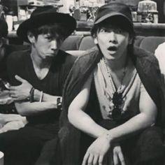 takeru satoh/ Taka (one ok rock) Takahiro Morita, Takahiro Moriuchi, Takeru Sato, Name Wallpaper, Gackt, One Ok Rock, Japanese Men, Hyde, Rock Bands