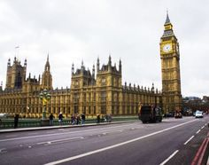 Motoring organisations warned that yesterday and today would see heavy traffic on the roads despite a scheme to remove roadworks. Christmas Getaways, Yesterday And Today, Big Ben, Street Photography, Empty, United Kingdom, Rush Hour, Community, Uk News