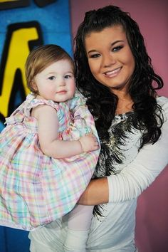 """Amber Portwood Speaks Out From Prison: """"I Miss Leah A Lot""""  #winning"""