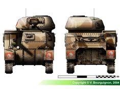 Canadian Cruiser Tank Grant Mk.I