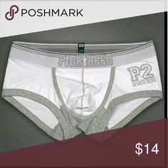 Newly Design  Men's Fashion Underpants Sexy Gay's Newly Design  Men's Fashion Underpants Sexy Gay's Boxer Shorts Underwear Pant Intimates & Sleepwear